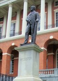 Image for Daniel Webster,  State House  -  Boston, MA