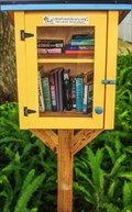 Image for Little Free Library #51868 - Ovideo, Florida