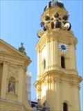 Image for Theatinerkirche St. Kajetan - München, Germany