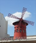 Image for Moulin Rouge Windmill - Paris, France