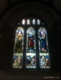 Image for Stained Glass Windows, St Pancras - Widecombe-in-the-Moor, Devon