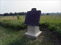 Image for McGilvery's Brigade - US Brigade Tablet - Gettysburg, PA