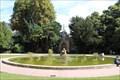 Image for Fontaine du jardin de l'hôtel de ville - Rouen, France