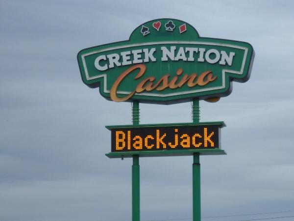 Creek nation casino muskogee oklahoma