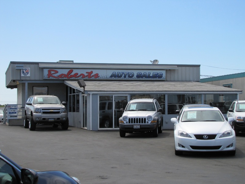 Roberts Auto Sales Office