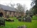 Image for Former St John the Baptist Churchyard Cemetry - Barlaston, Stoke-on-Trent, Staffordshire,