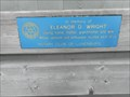 Image for Rotary Bench - Eleanor D. Wright - Lunenburg, NS