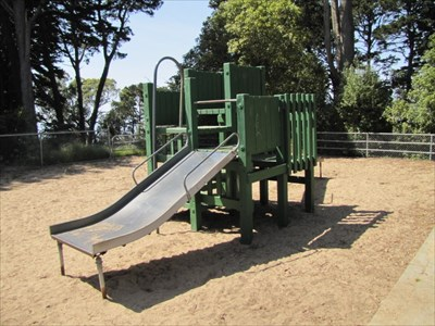 Play Structure, San Francisco, CA