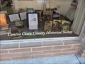 Image for Contra Costa County Historical Society - Martinez, CA
