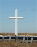 "Image for ""Cross to go up near Happy"" -- Happy TX"