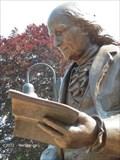 Image for Benjamin Franklin, Franklin Public Library - Franklin, MA