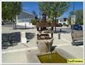 Image for Fontaine du rond point des 4 chemins - Volx, France