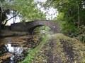 Image for Old Norton Townfield Bridge Over Bridgewater Canal - Halton, UK