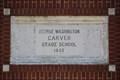 Image for 1937 - George Washington Carver School - Fulton, MO