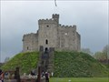 Image for Cardiff Castle and Keep - Capitol of Wales, great Britain.