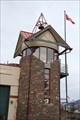 Image for Bell Tower at Banff Fire Station - Banff, Alberta