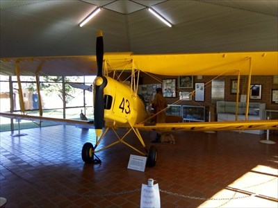 Front-on view of this plane. 1210, Friday, 1 June, 2018