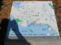 "Image for Bay Area Trail ""You are here"" - Richmond, CA"