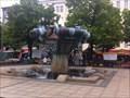 Image for Wittenbergplatz - Nordbrunnen - north fountaine - Berlin [Germany]