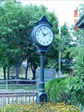 Image for Bridgeville Public Library Clock, Bridgeville, PA