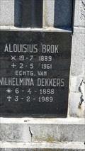 Image for 100 - Wilhelmina Dekkers - Drunen, NL