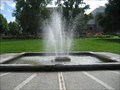 Image for Mayors Fountain - Memorial Park
