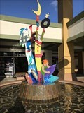 Image for Colorful Fountain - Sunnyvale, CA