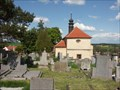 Image for Hrbitov u kostela sv. Petra a Pavla / cemetery at the Sts. Peter and Pavel Church, Prelíc, Czech republic