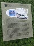 Image for Walkerton Water Tragedy Memorial - Walkerton, ON