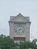 Image for Bus Station Clock Tower - Wichita, KS