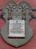 Image for Sgt Walkley Memorial - St Catherin's Church - Pontypriddd, Wales, Great Britain.