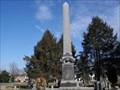 Image for John S. Read & Harriet P. Read Obelisk - Cherry Hill, NJ