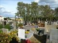 Image for komunální hrbitov / municipal cemetery - Zdislavice, okres Benešov, CZ