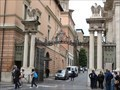 Image for Italy/ Vatican City State - Gate of Sant'Anna - Roma, Italy