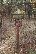 Image for Ouachita Trail -- Old Military Road Picnic Area, Talimena Scenic Byway, Leflore Co. OK
