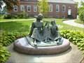 Image for Anne Sullivan and Helen Keller Memorial (Water) - Tewksbury, MA