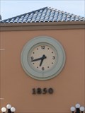 Image for T J Maxx Center Clock - Roseville, CA