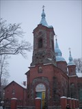 Image for St. Radonezas Sergij Ortodox church - Valmiera, Latvia
