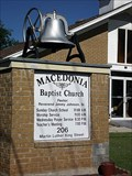 Image for Macedonia Baptist Church Bell - Georgetown, TX