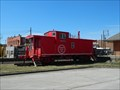 Image for Missouri Pacific Caboose 13543 - Pleasant Hill, Mo.