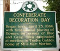 Image for Confederate Decoration Day - Columbus, Mississippi