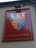 Image for The Duke of York - Barlaston, Stoke-on-Trent, Staffordshire, UK.