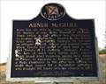 Image for Abner McGehee - Hope Hull, AL
