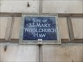 Image for St Mary Woolchurch Haw - Mansion House, London, UK