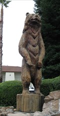 Image for Bear Carving - Rohnert Park, CA