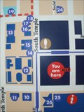 Image for You Are Here - 50 West 100 South - Salt Lake City, UT