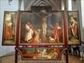 Image for Isenheim Altarpiece - Museum Unterlinden - Colmar, France, Alsace