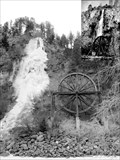 Image for Old Time Water Wheel - Idaho Springs, CO
