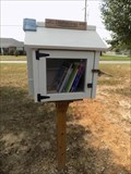 Image for Little Free Library at All Saints Episcopal Church - Bentonville, AR