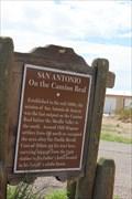 Image for El Camino Real -- San Antonio NM